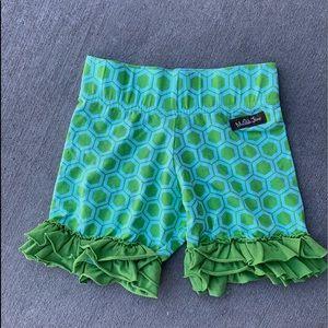 Matilda Jane Girls Size 8 shorts